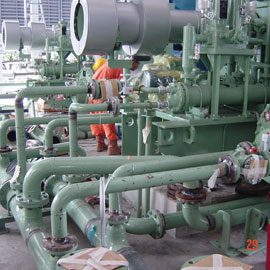 LS LEE - Gas Plant Maintenance