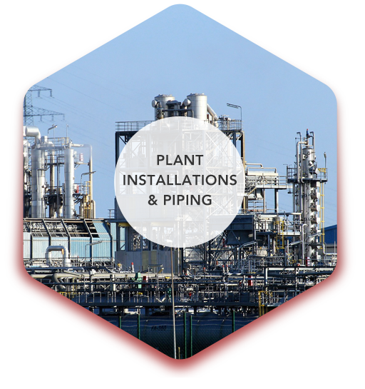 LS LEE Services - Plant Installations Piping