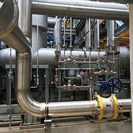 LS Lee Service - Plant Piping