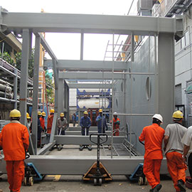 LS Lee Service - Steel Structure