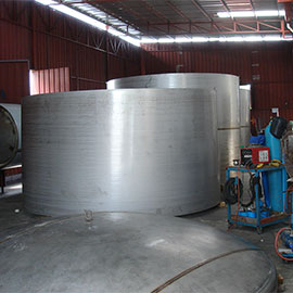 LS Lee Service - Tank Fabrication
